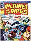 Planet of The Apes (UK 1974 Marvel) Magazine 23