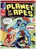 Planet of The Apes (UK 1974 Marvel) Magazine 24