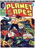 Planet of The Apes (UK 1974 Marvel) Magazine 25
