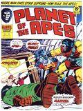 Planet of The Apes (UK 1974 Marvel) Magazine 26