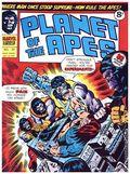 Planet of The Apes (UK 1974 Marvel) Magazine 29