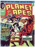 Planet of The Apes (UK 1974 Marvel) Magazine 30
