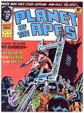 Planet of The Apes (UK 1974 Marvel) Magazine 31