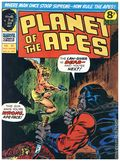 Planet of The Apes (UK 1974 Marvel) Magazine 32