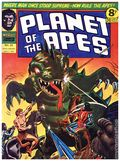 Planet of The Apes (UK 1974 Marvel) Magazine 33