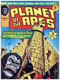 Planet of The Apes (UK 1974 Marvel) Magazine 34
