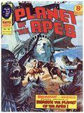 Planet of The Apes (UK 1974 Marvel) Magazine 35