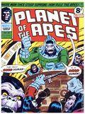 Planet of The Apes (UK 1974 Marvel) Magazine 36