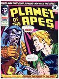 Planet of The Apes (UK 1974 Marvel) Magazine 37
