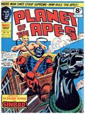 Planet of The Apes (UK 1974 Marvel) Magazine 38