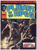 Planet of The Apes (UK 1974 Marvel) Magazine 39