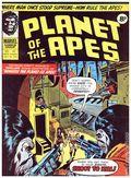 Planet of The Apes (UK 1974 Marvel) Magazine 40