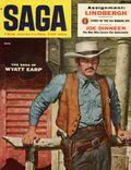Saga Magazine (1950 2nd Series) Vol. 12 #5