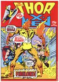 Thor and the X-Men (1983-1984 Marvel) UK Edition 23