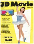 3D Movie Magazine (1953 Three-D Magazines) Vol. 1 #2