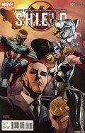 SHIELD (2014 Marvel 4th Series) 1L