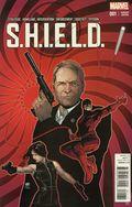 SHIELD (2014 Marvel 4th Series) 1H