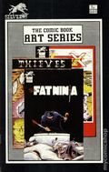 Comic Book Art Series (1987 SilverWolf Comics) 1