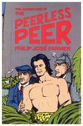 Adventure of the Peerless Peer HC (1974 Aspen Press) 1-1ST