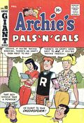 Archie's Pals 'n' Gals (1955) Canadian Price Variant 10