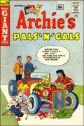 Archie's Pals 'n' Gals (1955) Canadian Editions 19