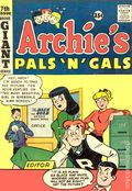 Archie's Pals 'n' Gals (1955) Canadian Editions 7