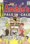 Archie's Pals 'n' Gals (1955) Canadian Price Variant 9