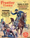 Frontier Times Magazine (1923-1947 Western Publications) 1st Series Vol. 40 #3