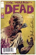 Walking Dead (2003 Image) 115NYCC.DF.SIGNED