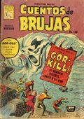Cuentos De Brujas (Mexican Series 1951-1964 La Prensa) 143