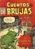 Cuentos De Brujas (Mexican Series 1951-1964 La Prensa) 177