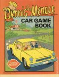 Dennis the Menace Car Game Book (1973 Dairy Queen) Magazine 0