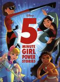 5 Minute Girl Power Stories HC (2020 Disney Press) 1-1ST