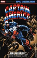 Captain America Blood and Glory TPB (2020 Marvel) Epic Collection 1-1ST