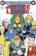 Dollar Comics Justice League 1987 (2020 DC) 1