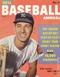Dell Baseball Annual (1954 Dell) 3