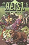 Heist Or How to Steal a Planet (2019 Vault Comics) 5