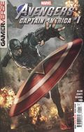 Marvel's Avengers Captain America (2020 Marvel) 1A