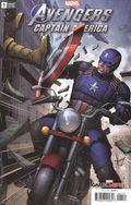 Marvel's Avengers Captain America (2020 Marvel) 1B