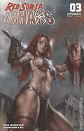Red Sonja Age of Chaos (2020 Dynamite) 3A