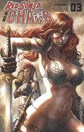 Red Sonja Age of Chaos (2020 Dynamite) 3B
