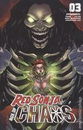 Red Sonja Age of Chaos (2020 Dynamite) 3C
