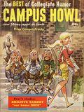 Campus Howl (1959 Campus Publications) Magazine Vol. 1 #3