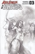 Red Sonja Age of Chaos (2020 Dynamite) 3H