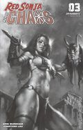 Red Sonja Age of Chaos (2020 Dynamite) 3J