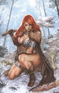 Red Sonja Age of Chaos (2020 Dynamite) 3U
