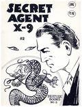 Secret Agent X-9 (1992 JAL) 2