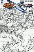 Street Fighter X GI Joe (2016 IDW) 5RIB