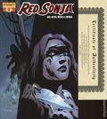 Red Sonja (2005 Dynamite) 9.REDFOIL