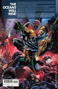 Aquaman War for the Throne TPB (2018 DC) 1WAL-1ST